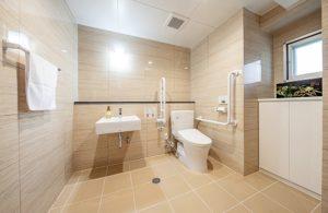 バリアフリー対応 ホテル トイレ